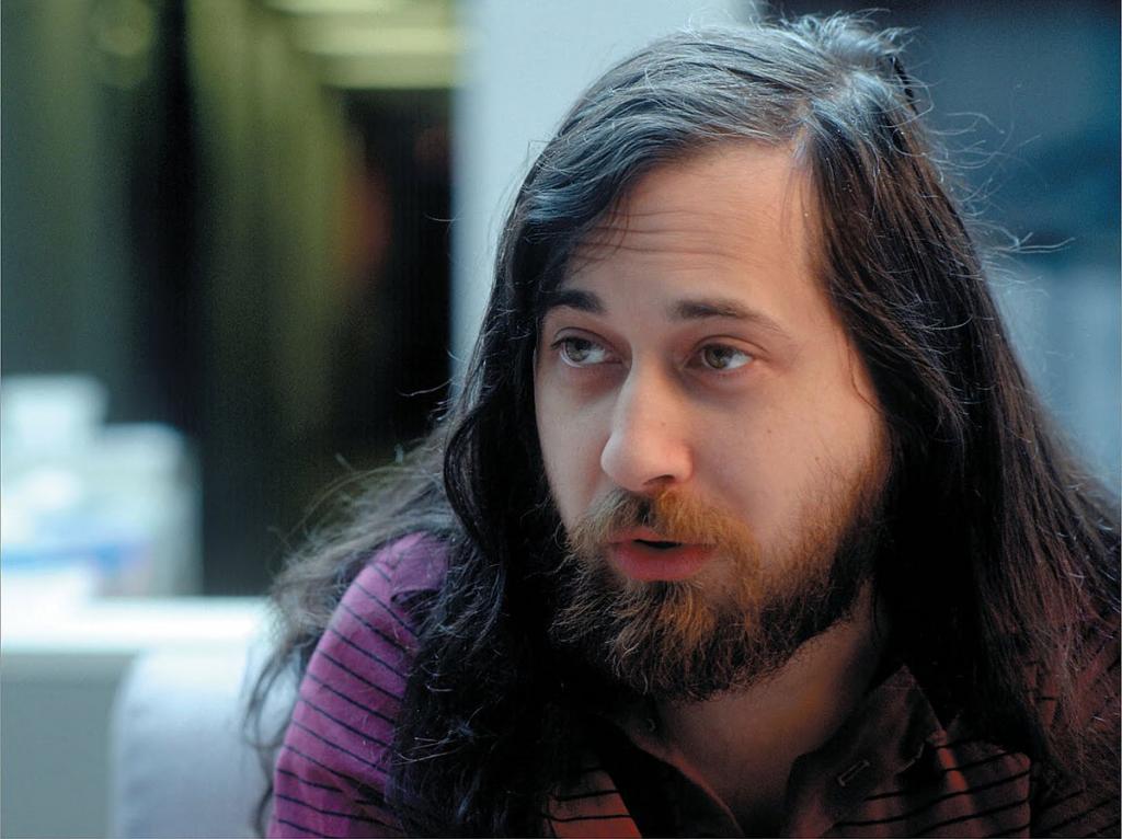 ریچارد استالمن، پایهگذار جنبش نرمافزارهای آزاد